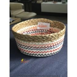 NEKH - Decorated rope basket