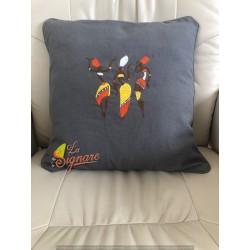 KASSOUMAY - Dancer cushion...