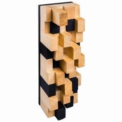 Mosaïque de bois